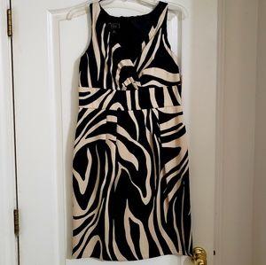 NWT Zebra Dress